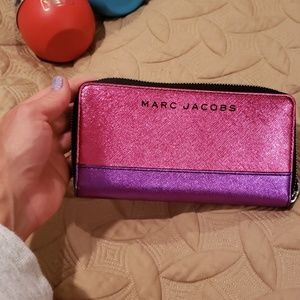 Gorgeous leather wallet Marc Jacobs